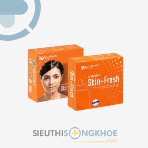 Skin Fresh – Xua Tan Các Nốt Mụn Đáng Ghét