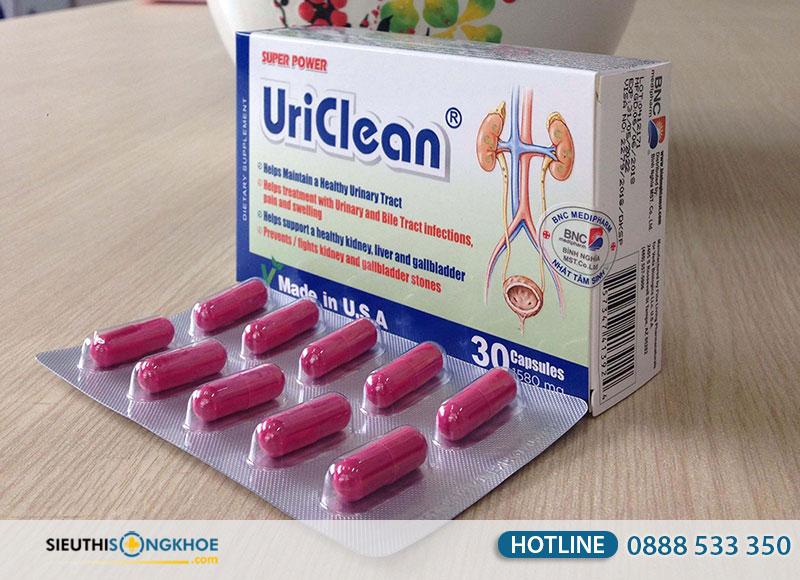 super power uriclean
