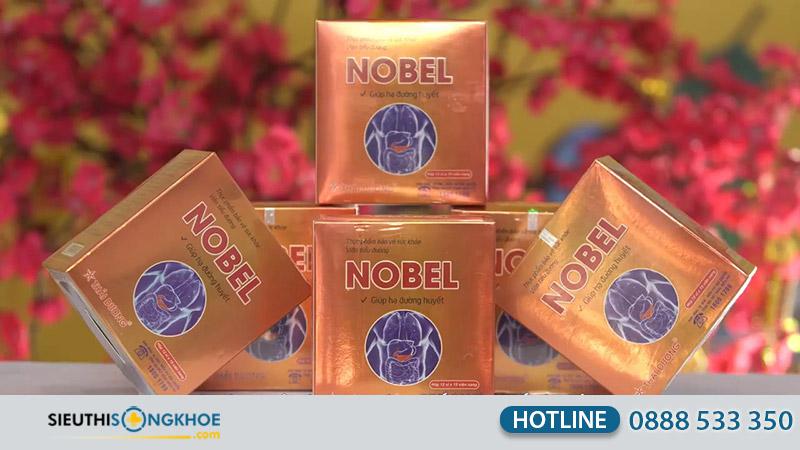 viên tiểu đường nobel