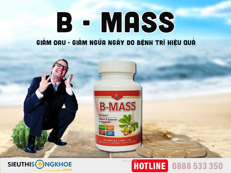 b-mass