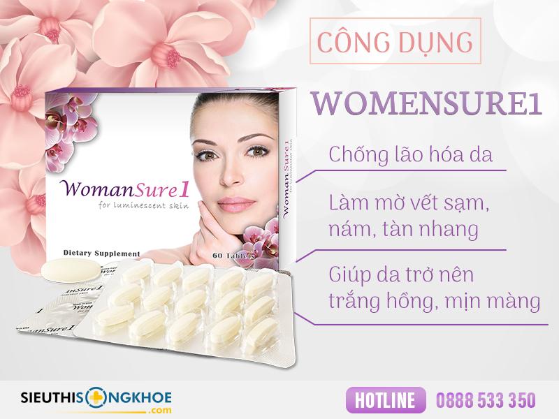 công dụng womansure1