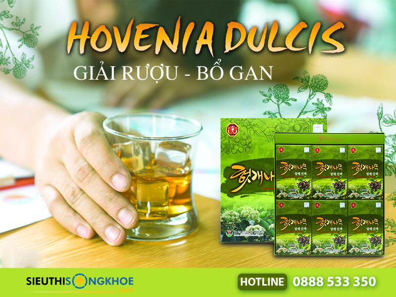 hovenia dulcis thunberg