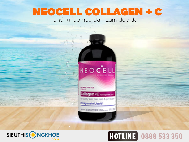 collagen c neocell luuwj dạng nước