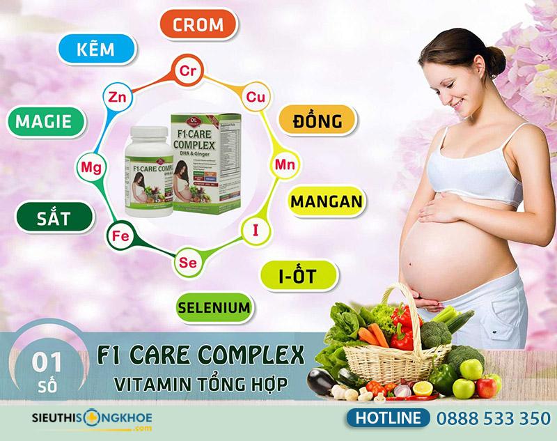 vien-uong-cho-ba-bau-f1-care-complex-4