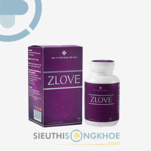 Viên uống Zlove – Se Khít Vùng Kín Bị Tổn Thương