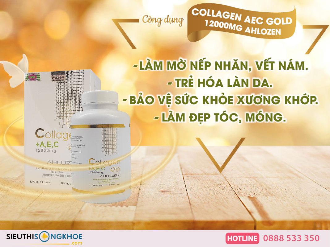 collagen aec gold ahlozen