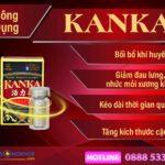 Bổ Thận Kanka - Viên Uống Tăng Cường Sinh Lý, Kéo Dài Thời Gian Quan Hệ