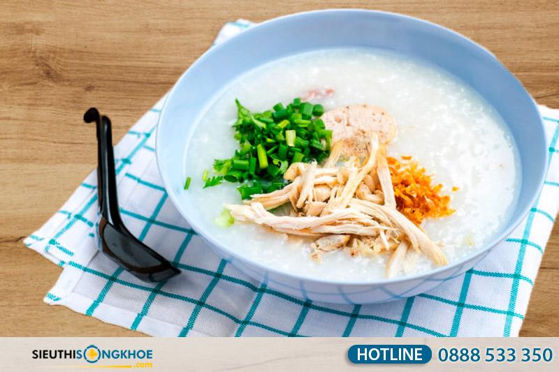 đau dạ dày nên ăn gì khi đói