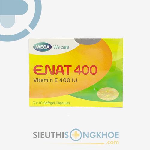 Enat 400 - Vitamin Làm Đẹp Da Hiệu Quả, An Toàn