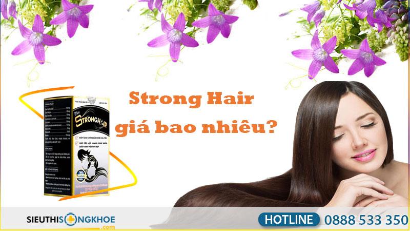 strong hair giá bao nhiêu
