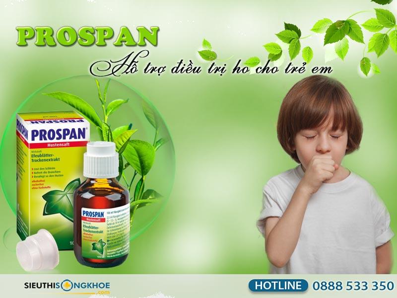 thuốc ho prospan đức