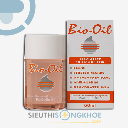 Bio Oil - Tinh Dầu Hỗ Trợ Ngăn Ngừa Rạn Da, Khô Da
