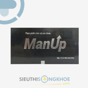 Man Up – Viên Uống Hỗ Trợ Tăng Cường Sinh Lý Nam Hiệu Quả