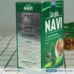 Cao Gắm Navi - Viên Uống Hỗ Trợ Điều Trị Gout