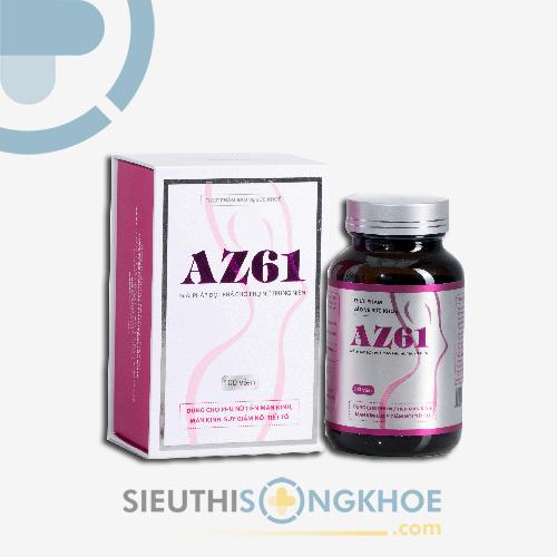 AZ61 - Bổ Sung Nội Tiết Tố Cho Phái Đẹp