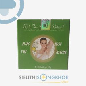 Bạch Tán Hương – Giảm Mùi Hôi Nách Nhanh Chóng, An Toàn
