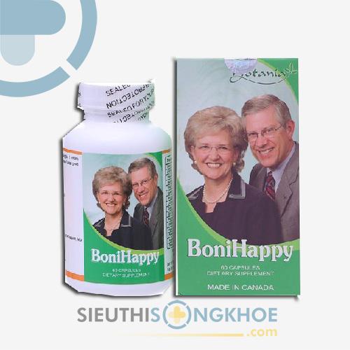 BoniHappy - Viên Uống Hỗ Trợ Điều Trị Chứng Mất Ngủ