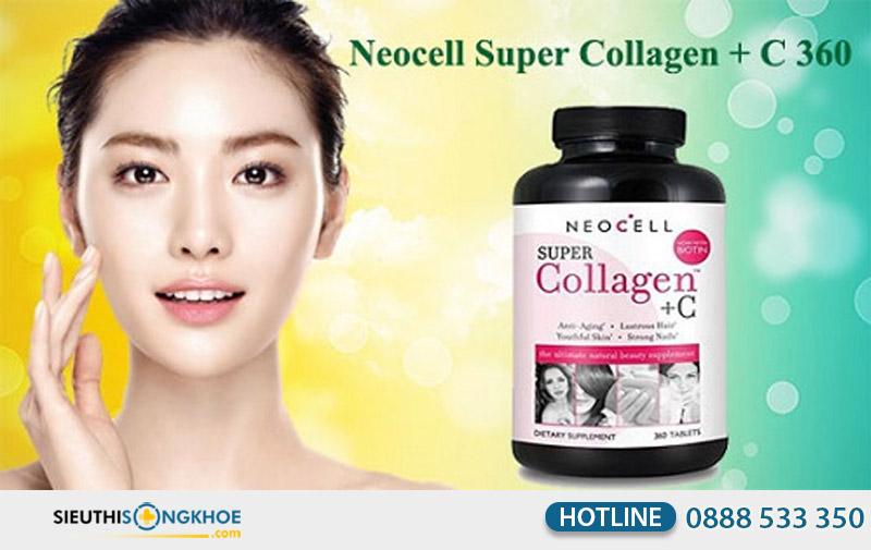 collagen neocell super collagen c và biotin co tot khong