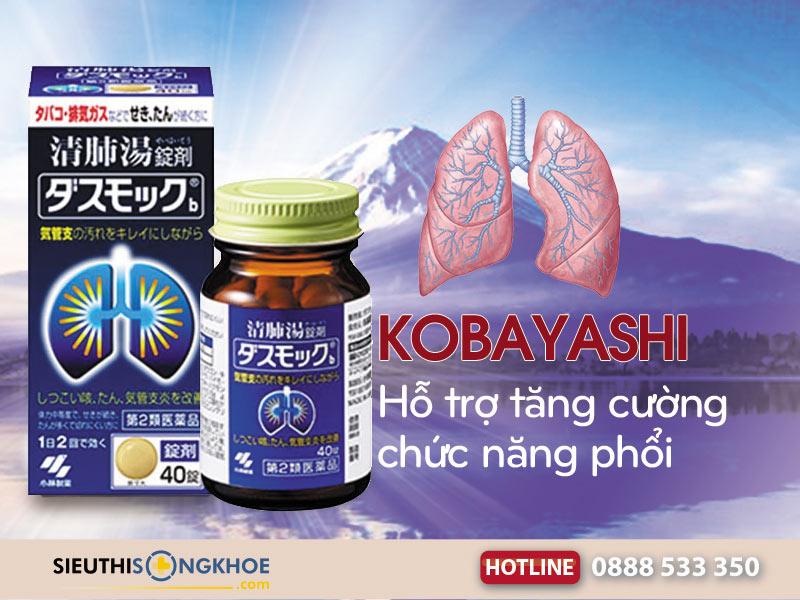 bổ phổi kobayashi