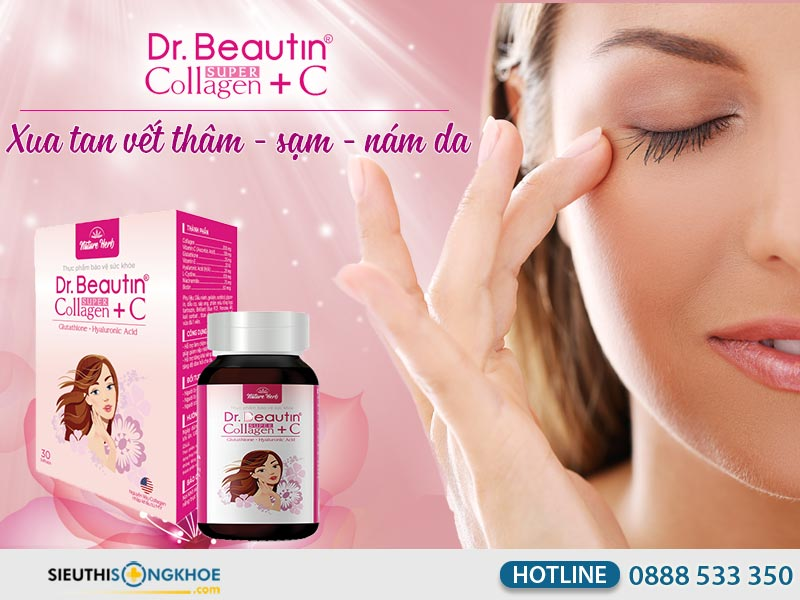 dr beautin super collagen +c