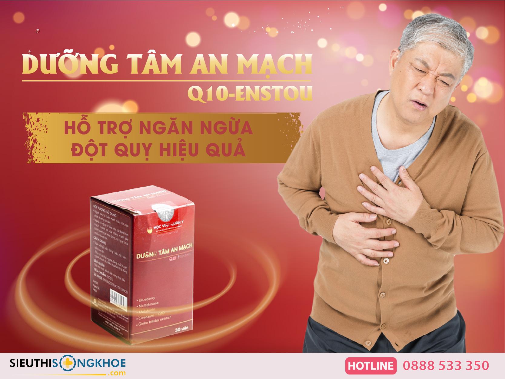 dưỡng tâm an mạch q10-enstou