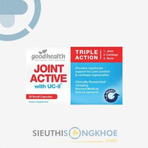 Goodhealth Joint Active – Viên Uống Hỗ Trợ Sụn Khớp Hiệu Quả