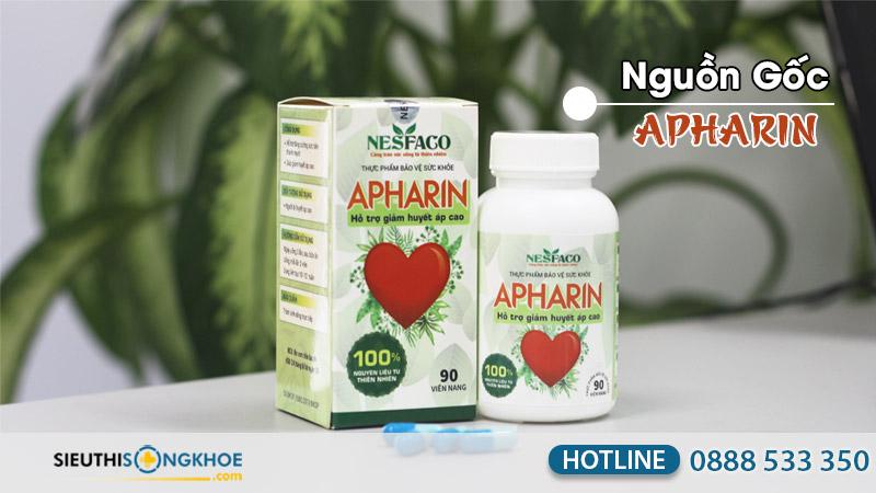 nguồn gốc apharin