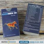 Kichmen 1H - Hỗ Trợ Điều Trị Sinh Lý Nam Hiệu Quả, An Toàn