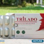 Trilado - Viên Uống Hỗ Trợ Làm Co Trĩ Hiệu Quả