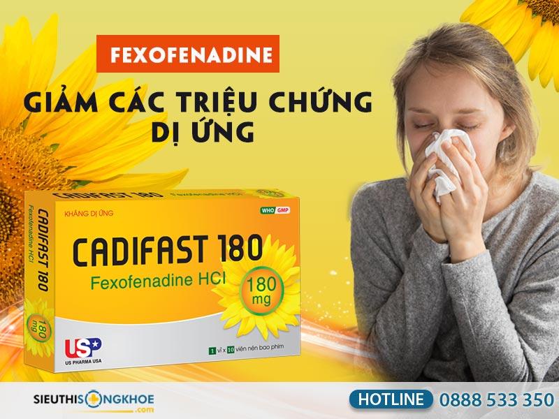 thuoc fexofenadine