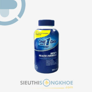 vien bo sung dinh duong one a day men's