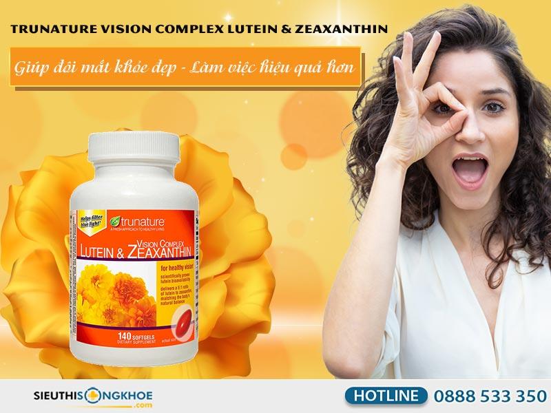 vien sang mat vision complex lutein & zeaxanthin 1