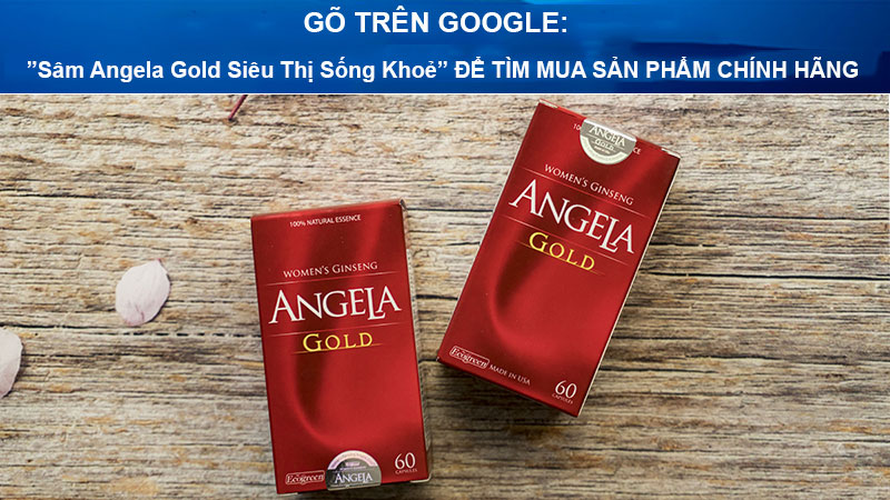 sam angela gold sieu thi song khoe