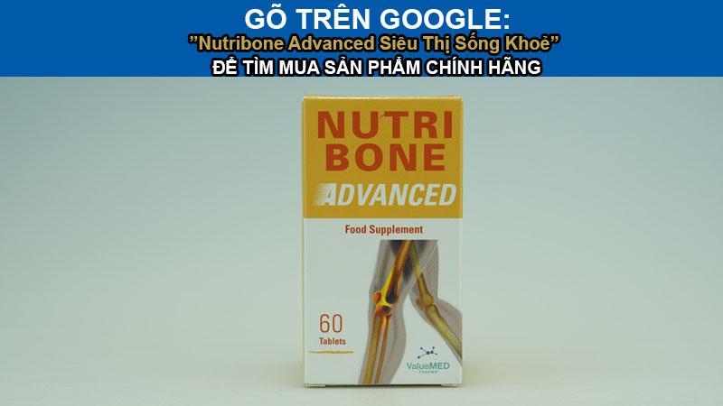 tem xac thuc nutri bone advanced