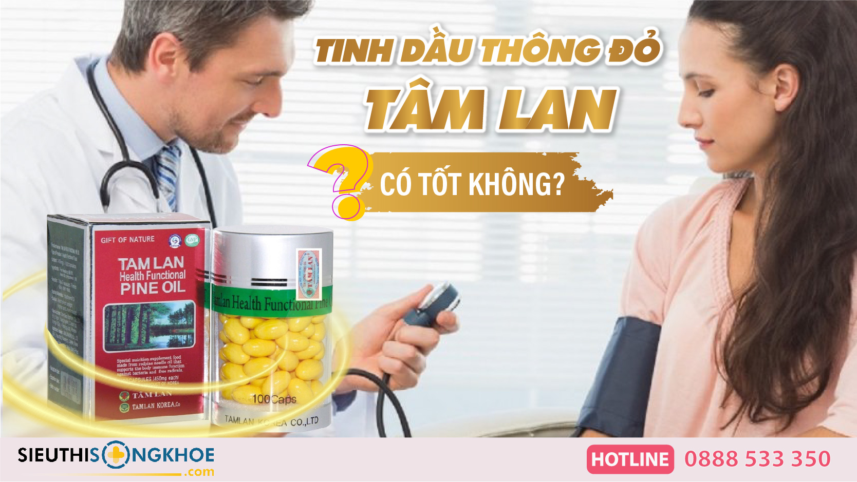tinh dau thong do tam lan co tot khong