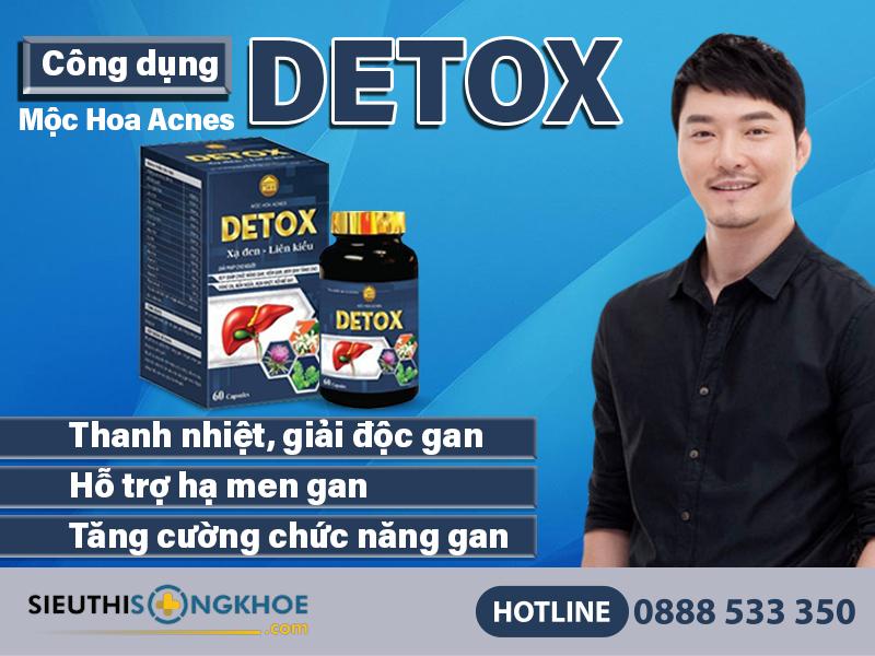 cong dung moc hoa acnes detox