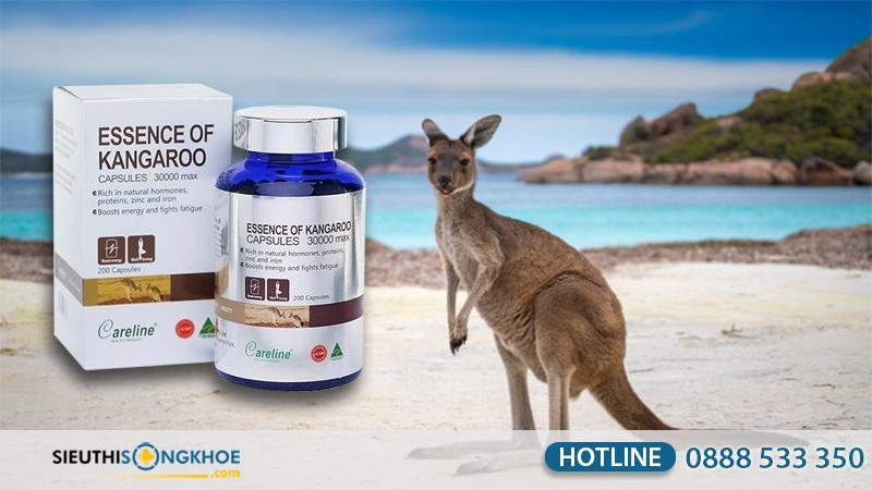 Essence of kangaroo 60 viên