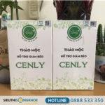 CENLY - Viên Uống Thảo Mộc Hỗ Trợ Giảm Béo