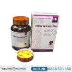 Viên uống Tiêu Nang Đà - Loại bỏ u nang, u xơ buồng trứng, giúp mang thai tự nhiên