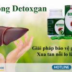 Detoxgan - Viên Uống Hỗ Trợ Bảo Vệ Gan Hiệu Quả