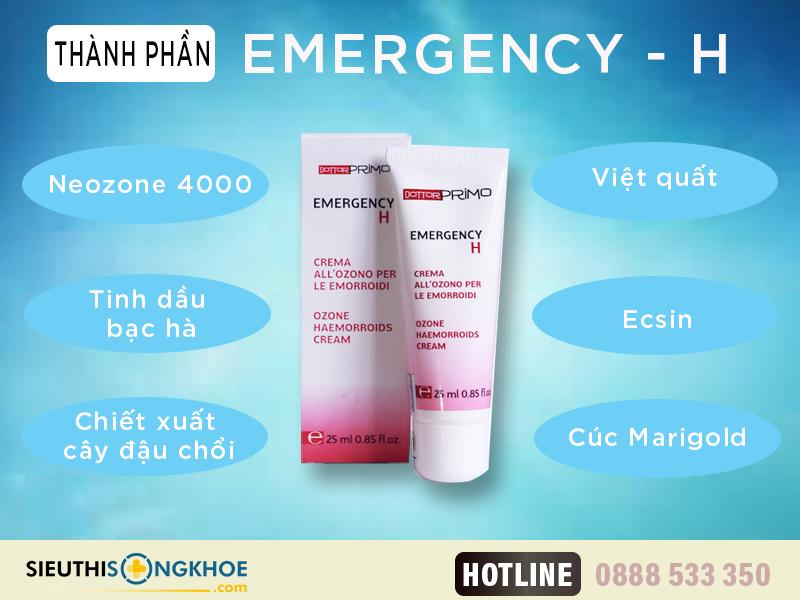thanh phan kem boi tri emergency - h