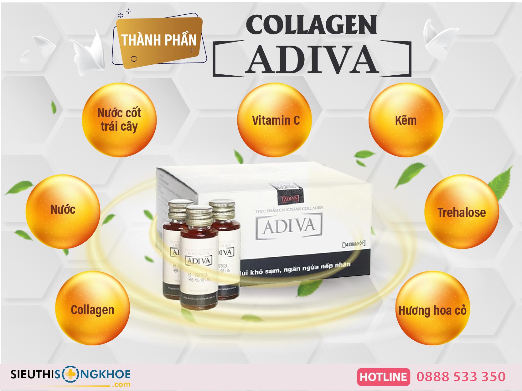 thanh phan nuoc collagen adiva
