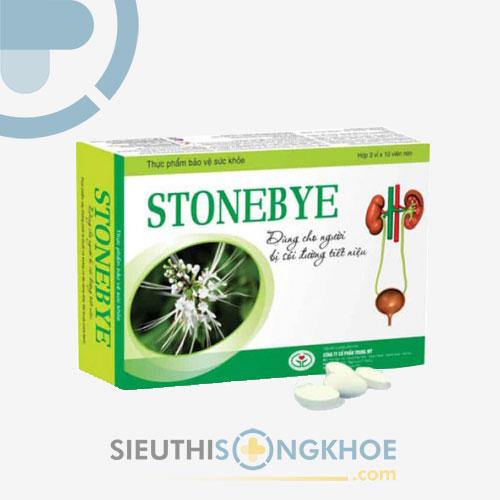 Stonebye - Hỗ Trợ Điều Trị Sỏi Đường Tiết Niệu Hiệu Quả