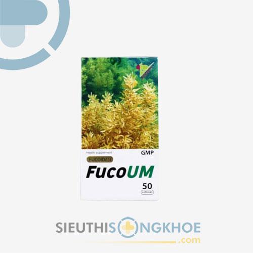 Fucoidan FucoUMI - Hỗ Trợ Tăng Sức Đề Kháng, Chống Oxy Hóa Hiệu Quả