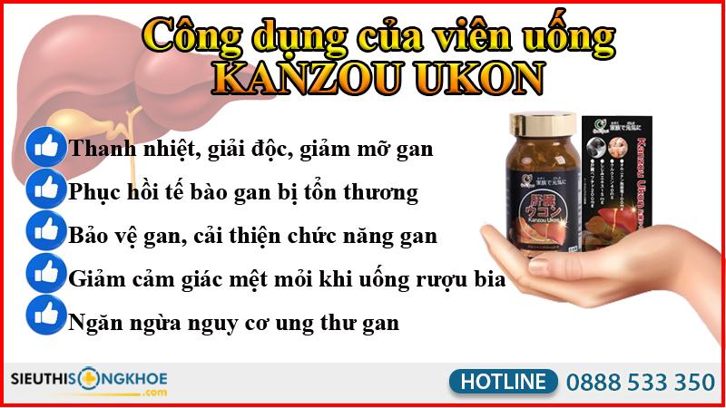 viên uống kanzou ukon 7
