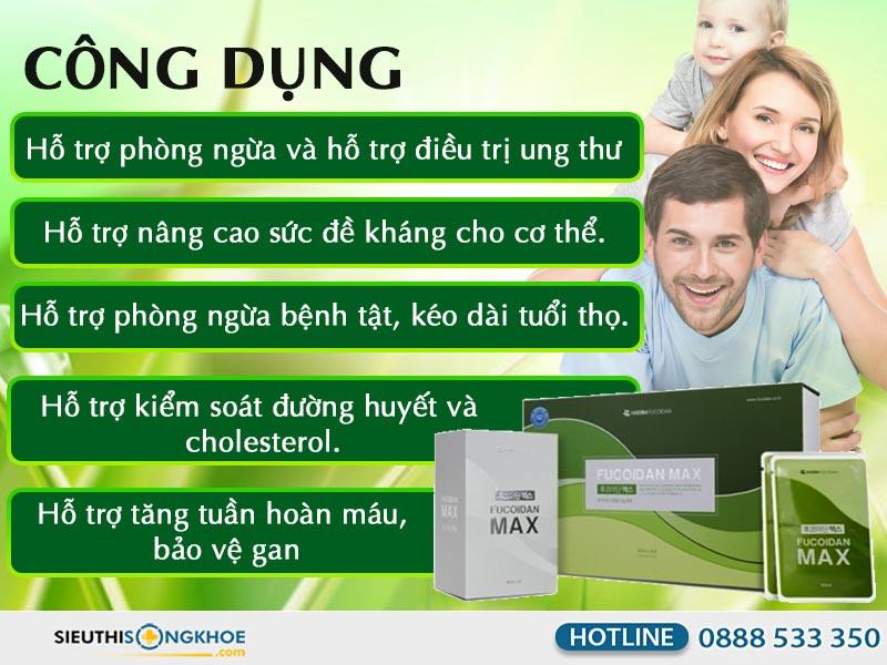 cong dung nuoc ho tro tri ung thu fucoidan max