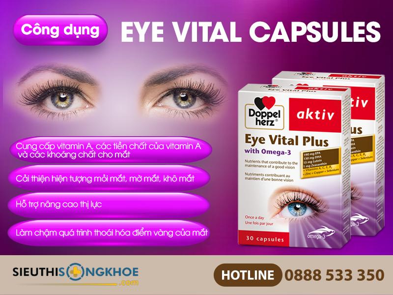 eye vital capsules