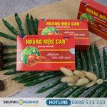 Hoàng Mộc Can - Hỗ Trợ Thải Độc Gan, Xua Tan Nỗi Lo Gan Nhiễm Mỡ