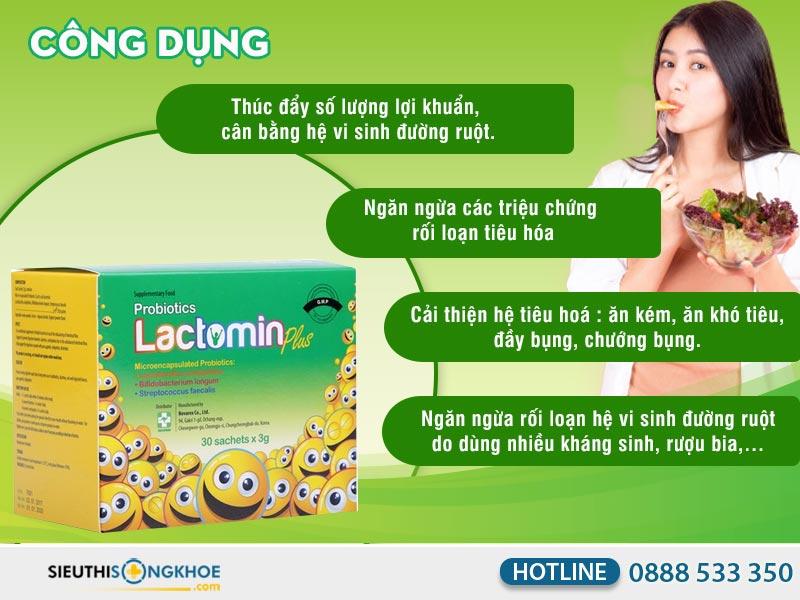 men vi sinh lactomin