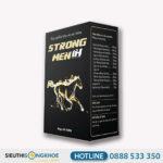 Strong Men 1h - Viên uống Hỗ Trợ Nâng Cao Chức Năng Sinh Lý Nam